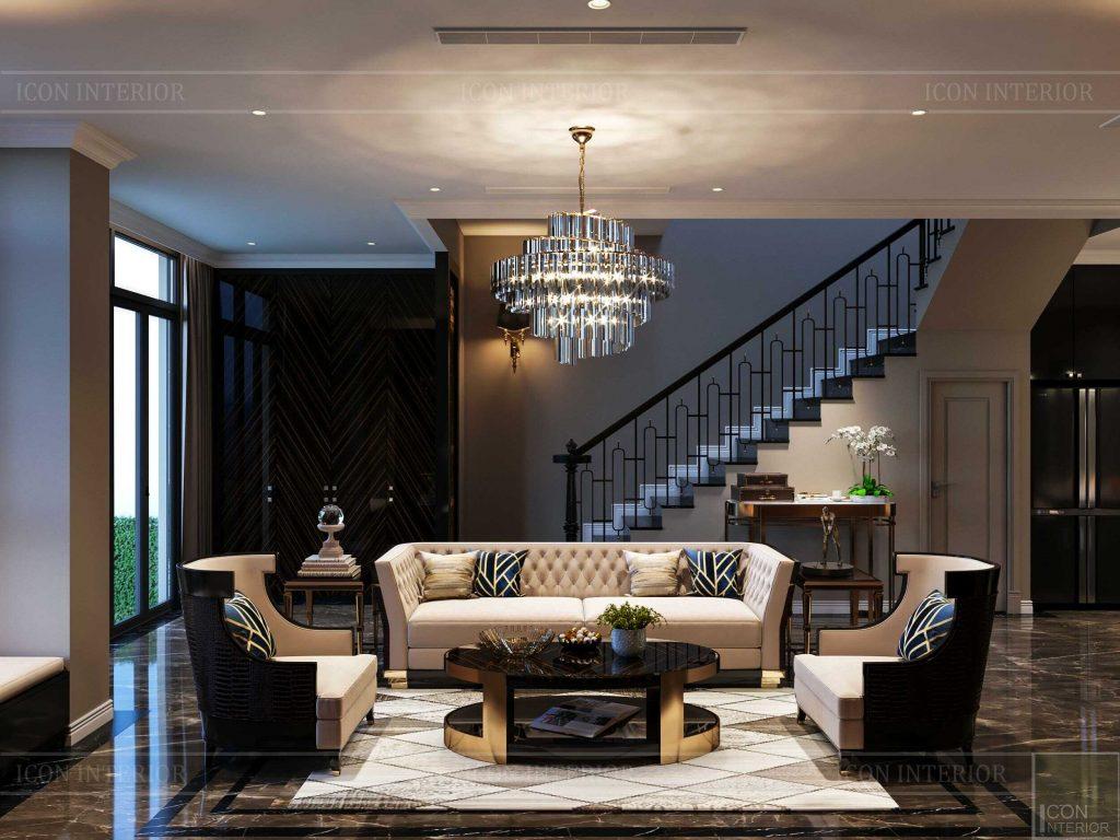 màu sơn phù hợp cho nội thất đẹp
