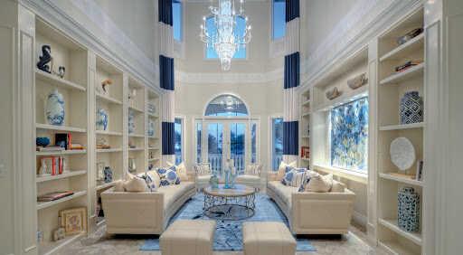Quy luật tỷ lệ trong thiết kế nội thất