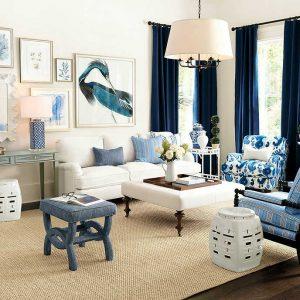 Quy luật về điểm nhấn thiết kế nội thất