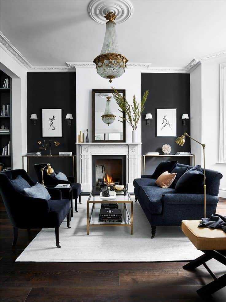 quy luật cân bằng thiết kế nội thất