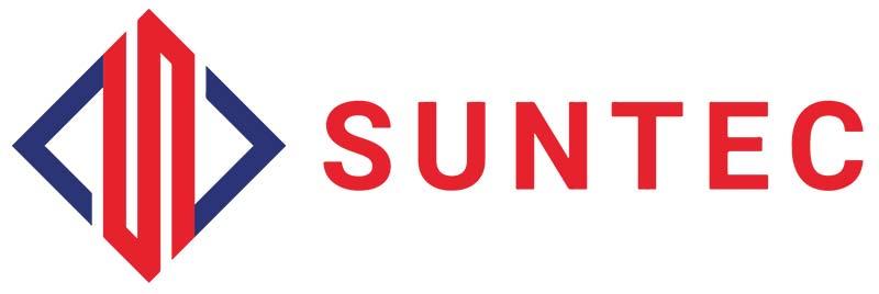 Logo thang máy gia đình Suntec châu Á
