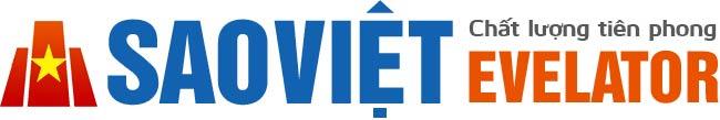 Logo công ty thang máy Sao Việt