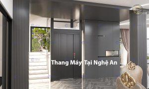 Lắp đặt thang máy tại Nghệ An